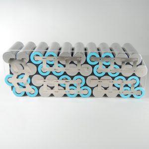 Batteria 36v li-ion litio 21700 20Ah ebike 720 W/h per professionisti 24*8*7 cm