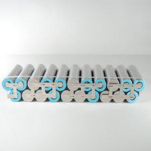 Batteria 24v li-ion litio 21700 15Ah ebike 360 W/h per professionisti 24.5*4*7 cm