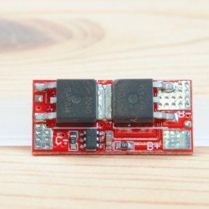 BMS per batterie al litio 3,7v circuito di protezione 1S 4,2v 10A