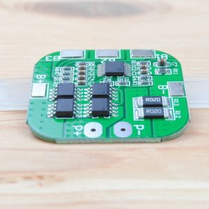 BMS per batterie al litio 3,7v circuito di protezione 4S 16,8v 20A