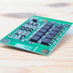 BMS per batterie al litio 3,7v circuito di protezione 3S 12,6v 40A