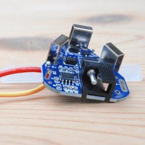 BMS per batterie al litio 3,7v circuito di protezione 3S 12,6v 8A