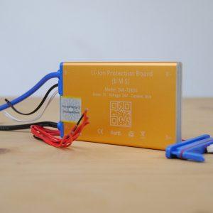 BMS per batterie al litio 3,7v circuito di protezione 7S 24v 35A