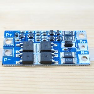 BMS per batterie al litio 3,7v circuito di protezione 2S 7,4v 20A